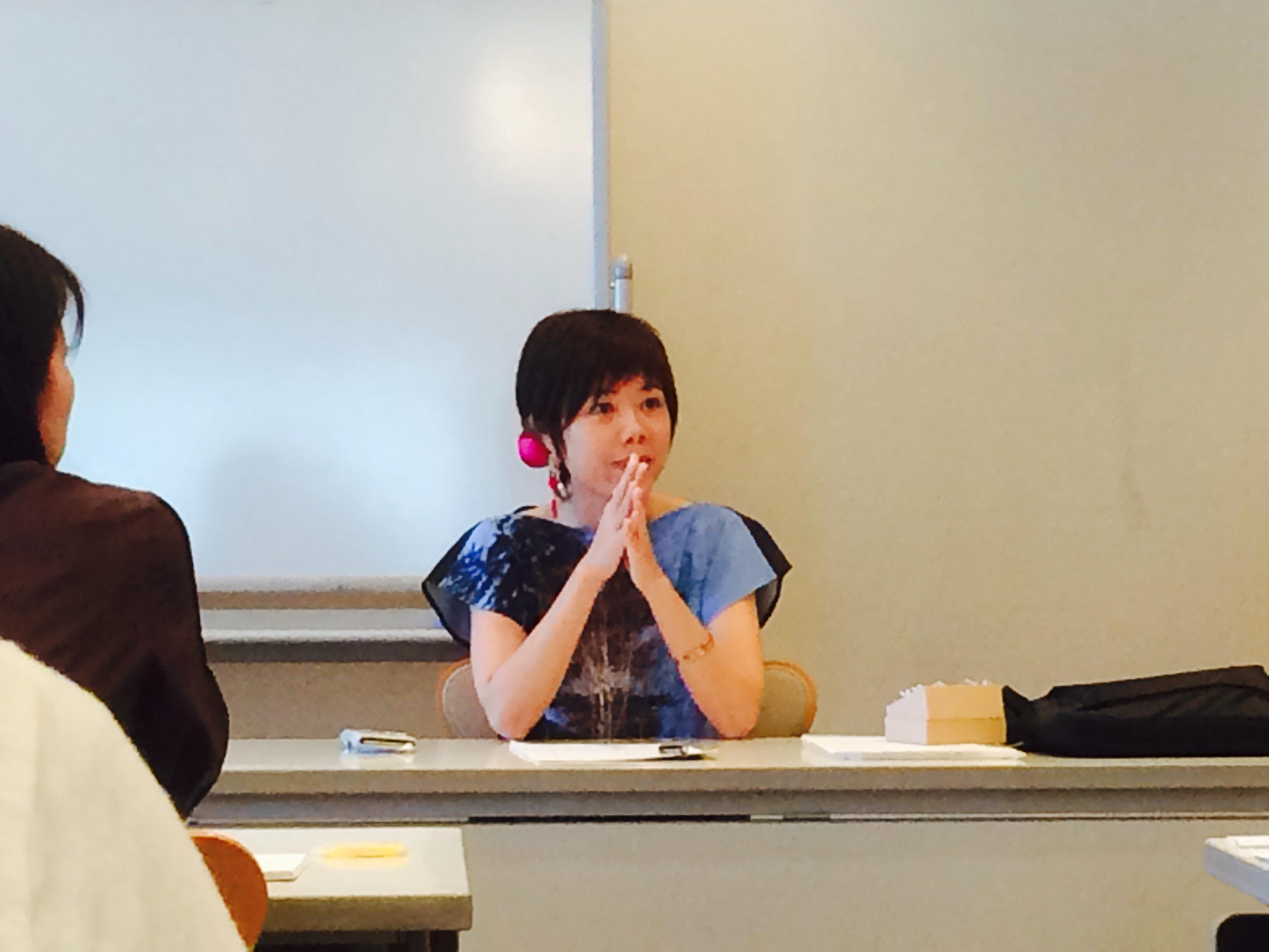 岡山市北区で女性専用の講座に行ってきました
