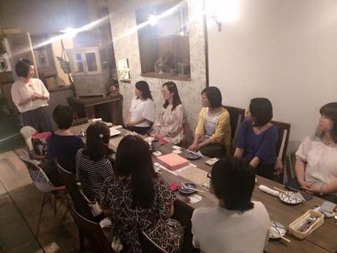 岡山市で女性の集まりがあって北区にあるカフェに行ってきました