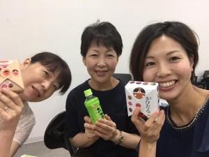 岡山市で人気のエステティシャンがさとう式リンパケア施術のお手伝いに行って来ました
