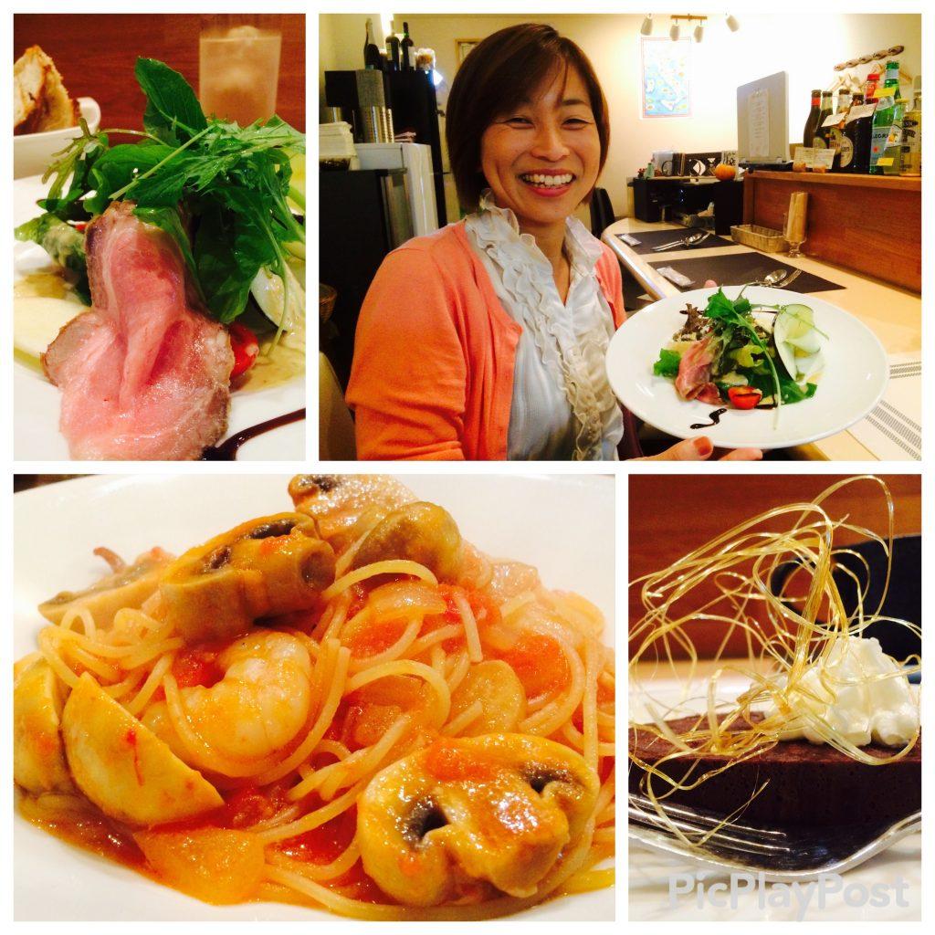 岡山市南区で女性専用のリンパマッサージのセルフケア講座の打ち合わせをしました